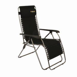 Oztrail Sun Lounge Daybreak Chair 120kg