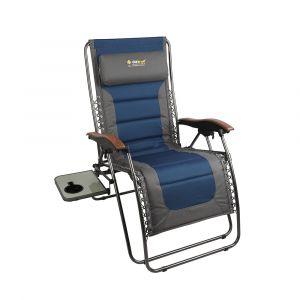 Oztrail Sun Lounge - Jumbo Deluxe 150kg