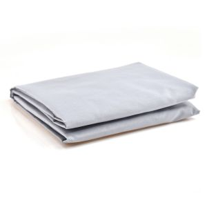 Cabbage Creek Large Cot Fitted Sheet - Grey