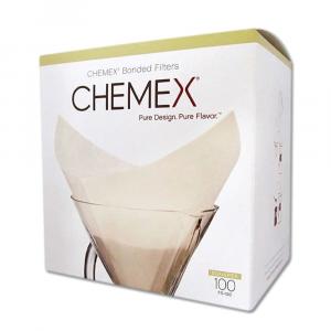 Chemex Filter Paper Prefolded Squares (100)