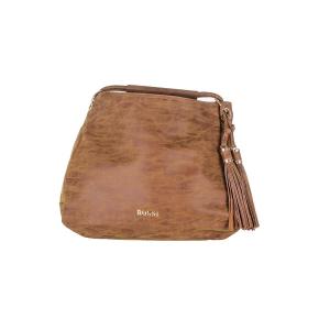 Bossi Genuine Sling Bag - Tan