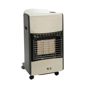 Alva Large 3Panel Gas Heater