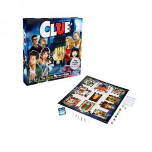 Hasbro Family Gaming - Clue (English)