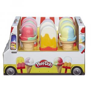 Play-Doh Ice-Pop N' Cones Assorted