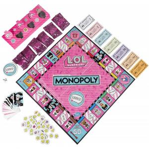 Monopoly L.O.L Surprise (English)