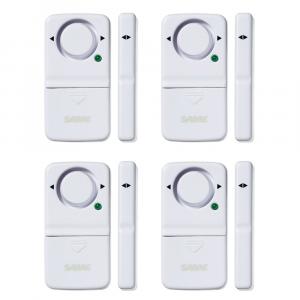 SABRE Magnetic Door/Window Alarm 4 Pack