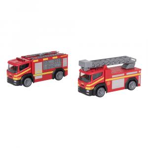 Teamsterz T/Me Fire Engine(2 Astd)