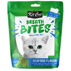 Kit Cat BreathBites - Seafood Flavour