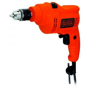 Black + Decker 550W 10mm Variable Speed Hammer Drill