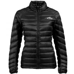 First Ascent Ladies Transit Down Jacket Black