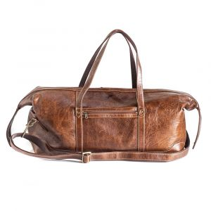Leathim Vic Tog Bag - Bulsak Brown