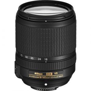 Nikon 18-140mm F3.5-5.6G AF-S ED VR Lens