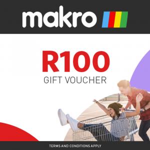 Makro R100 Voucher