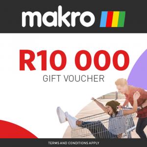 Makro R10000 Voucher