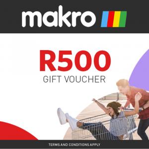 Makro R500 Voucher