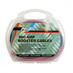 Motoquip 800 Amp Booster Cable