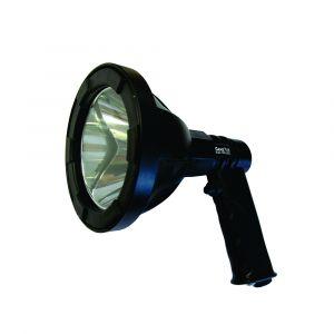 Game Pro Bubo Recharge Spotlight 600 Lumen 10w LED AC/DC W/Bag & Red Lens