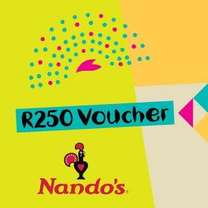 Nando's R250 Voucher