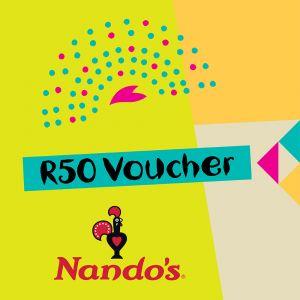 Nando's R50 Voucher