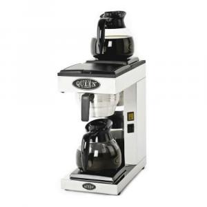 Queen 1.9L Glass Bowl Filter Coffee Machine