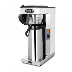 Queen 2.2L Pump Flask Filter Coffee Machine