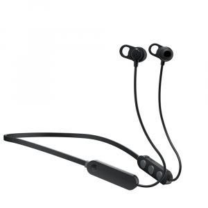 Skullcandy Jib+ Wireless Earbuds - Black/Black
