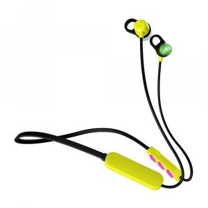 Skullcandy Jib+ Wireless Earbuds- Electric Yellow
