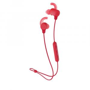 Skullcandy Jib+ Active Wireless Earbuds - Red