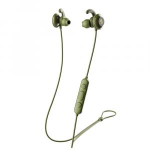 Skullcandy Method Active Wireless In-Ear - Moss/Olive/Yellow