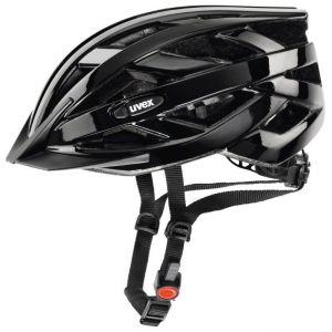 Uvex i-vo Cycling Helmet - Black - Size 52-57