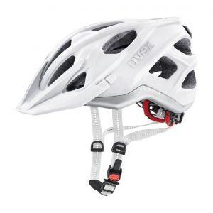 Uvex City Light Cycling Helmet - White - Size 52-57
