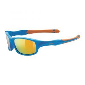 Uvex Sportstyle 507 Sports Eyewear - Blue/Orange