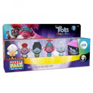 Puzzle Palz Trolls Gift Box Asst