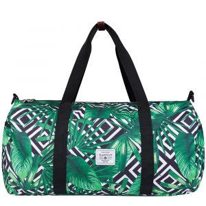 Supanova Kate Geojungle Printed Duffel Bag