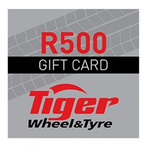 Tiger Wheel & Tyre R500 Gift Card