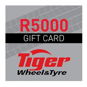 Tiger Wheel & Tyre R5000 Gift Card