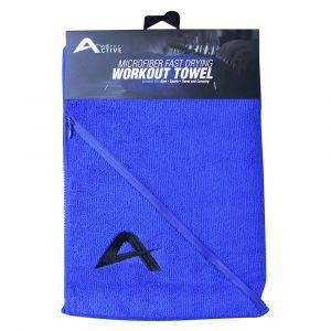Volkano Active Fresh Series Zip Towel