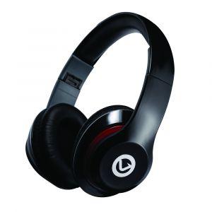 Volkano Falcon Series Aux Headphones - Black