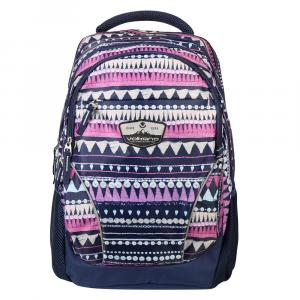Volkano Champ Printed Backpacks 22L - AZ mixed