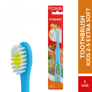 Colgate Kids 2-5 Years Extra Soft Toothbrush - 1 unit