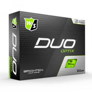 Wilson Staff Duo Optix Matte Green
