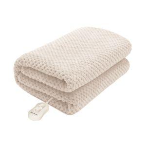 Pure Pleasure Single Fullfit Coral Fleece Electric Blanket
