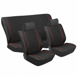 Stingray Monaco 6pc Black/Red